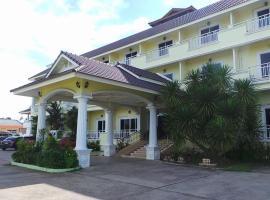 Monrawee Pavilion Resort, hotel near Wat Phra Si Rattana Mahathat, Phitsanulok