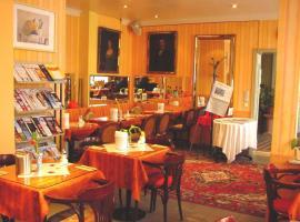 City Hotel Mannheim, hotel near Port Mannheim, Mannheim