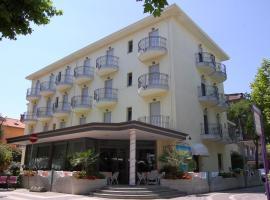 Hotel Villa Gori, отель в Беллария-Иджеа-Марина
