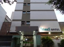 Frimas Hotel, hotel near Central Station, Belo Horizonte