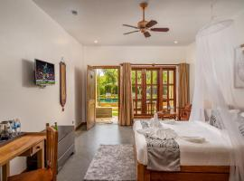 Savada Angkor Boutique Hotel, hotel in Siem Reap