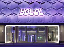 YOTEL New York Times Square, отель в Нью-Йорке