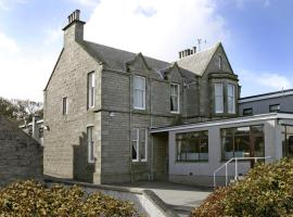 The Kveldsro House Hotel, hotel in Lerwick