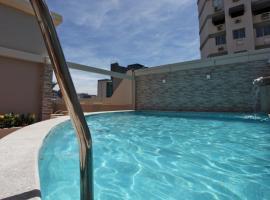 Fluminense Hotel, hotel near Modern Art Museum, Rio de Janeiro