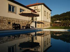 Quinta de Vodra, farm stay in Seia