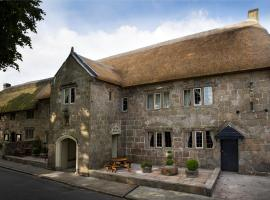 The Three Crowns, hotel near Castle Drogo, Chagford