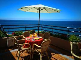 Hotel Apartamentos Princesa Playa, hotel 4 estrellas en Marbella