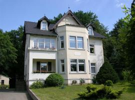 Hotel-Pension Königswald, Privatzimmer in Dresden