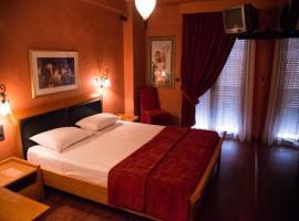 Alfa Hotel, hotel in Piraeus
