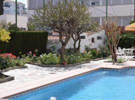 El Jardin BeNerja, apartment in Nerja