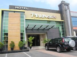 Hotel Priangan, hotel in Cirebon