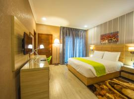 The Court Boutique Hotel, hotel in Kigali