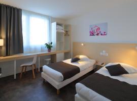 Hotel Paris Saint-Ouen, hotel near Garibaldi Metro Station, Saint-Ouen