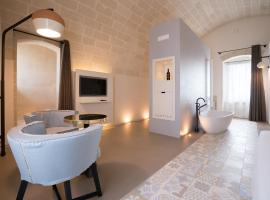 Masseria Amastuola Wine Resort, farm stay in Crispiano