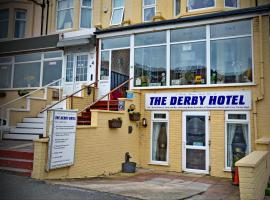 The Derby Hotel, budget hotel in Blackpool