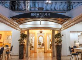 Mikes Kanarium City Hotel, отель в Ларнаке