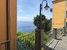 Sole Terra Mare, hotel in Corniglia