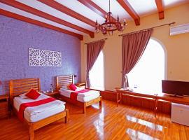 Hotel Malika Bukhara, hotel in Bukhara