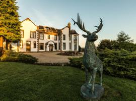 Gleddoch Hotel Spa & Golf, BW Premier Collection, hotel in Langbank