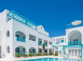 Santellini Hotel, hotel u gradu Kamari