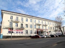 Apartment on Ordjonikidze 17, апартаменты/квартира в Сыктывкаре
