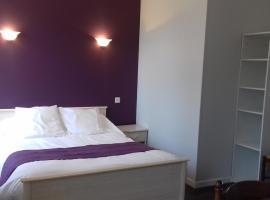 Auberge de la Cloche, hotel near Belleme Golf Course, Le Theil-sur-Huisne