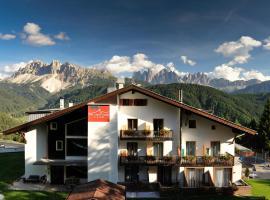 The Vista Hotel, hotell i Brixen