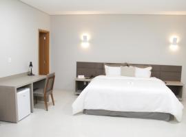 Gran Park Hotel e Convenções, hotel em Mineiros