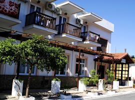 Ξενοδοχείο Ανθούσα, παραλιακό ξενοδοχείο στη Σάμο