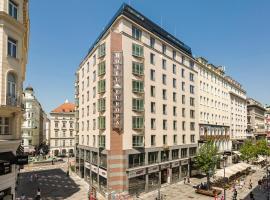 Austria Trend Hotel Europa Wien, hotel in Vienna City Centre, Vienna
