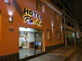 Hotel Pachá, отель в городе Сальта