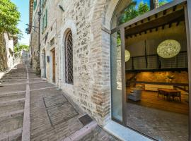 Apartments by La Zuppa Inglese, apartment in Assisi