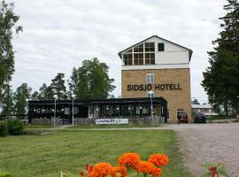 Sidsjö Hotell & Konferens, hotell i Sundsvall