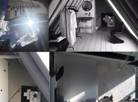 NRDRHVN91, overnachting in Harlingen
