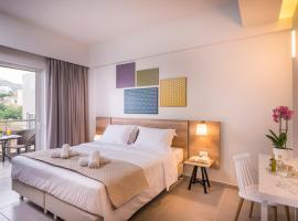 Irini Stalos Apartments, hotel near Stalos Beach, Stalos