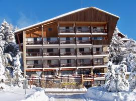 Hôtel l'Adrech de Lagas, hotel in Valberg