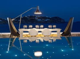 DeLight Boutique Hotel Small Luxury Hotels of the World, hotel ad Agios Ioannis