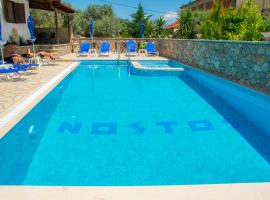Hotel Nostos, hotel in Nydri
