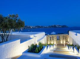 DeLight Boutique Hotel Small Luxury Hotels of the World, hotel in Agios Ioannis Mykonos