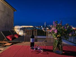 Ancora Center Apartment, hotel in Pula