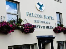Falcon Hotel, hotel in Carmarthen