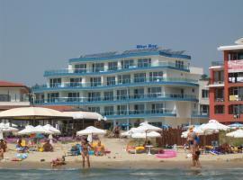 Хотел Блу Бей, Първа линия, Слънчев бряг, hotel in Sunny Beach