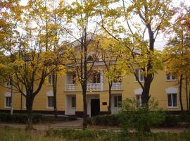 Гостиница Кузьмолово, отель в городе Kuz'molovskiy