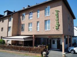 Akazienhof Hotel & Brauhaus, Bed & Breakfast in Köln