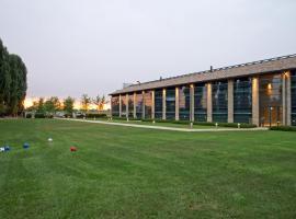 Hotel City Parma, hotel near Parma International Airport - PMF,