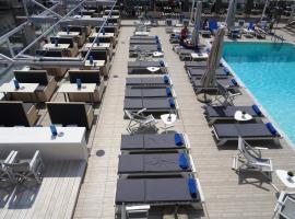 Capsis Hotel Thessaloniki, accessible hotel in Thessaloniki