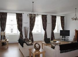 Parliament Square - Royal Mile, budget hotel in Edinburgh