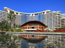 Sanya Haitang Bay Tianfang Zhouji Resort, отель в Санье
