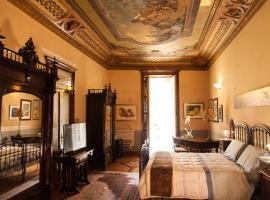B&B Palazzo Melluso, bed & breakfast a Porto Empedocle