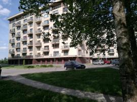 Apartamentai prie Eglės, apartamentai mieste Druskininkai